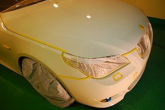 BMW 525i MSP (E60)のガラスコーティング 熊本県在住T様