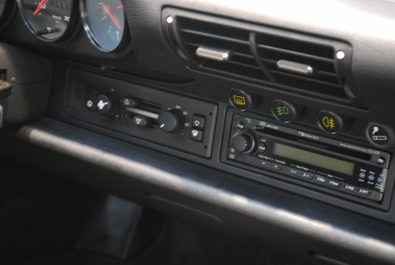 ポルシェ 911(964)カレラ2 ボンネットとルーフくもり取り