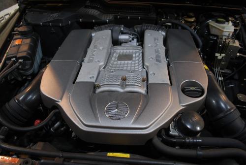 MERCEDES-BENZ G55 AMG LONG ベンツ 磨き・コーティング